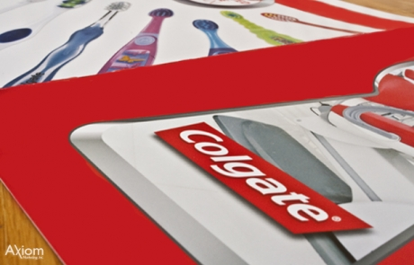 Axiom Marketing, Inc. Colgate Print