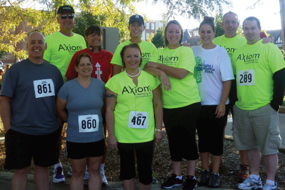 Twilight Shuffle 5k - Axiom Marketing, Inc